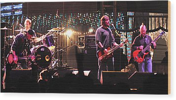 Seether Wood Print