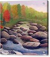 Cherokee Park Acrylic Print