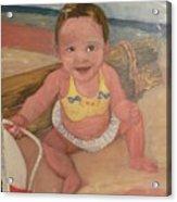 Jessie's Girl Acrylic Print
