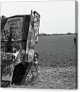 Route 66 - Cadillac Ranch Canvas Print