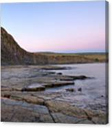 Kimmeridge Bay In Dorset Canvas Print