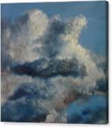 Blu 2 Canvas Print
