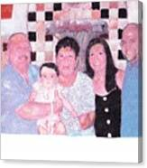 Family Canvas Print