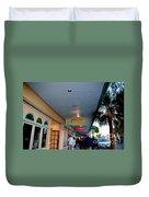 Jimmy Buffet's Margaritaville Key West Duvet Cover