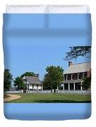 Clover Hill Tavern Appomattox Court House Virginia Duvet Cover