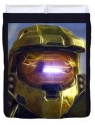 Halo Mistical Duvet Cover