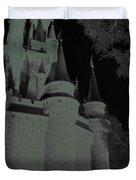 Haunted Castle Duvet Cover