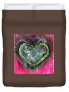 My Heavy Heart Duvet Cover