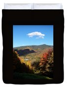 New Hampshire In The Fall 3 Duvet Cover