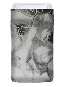 Nude 1 Duvet Cover