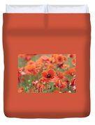 Poppies H Duvet Cover
