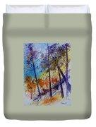 Watercolor  131108 Duvet Cover