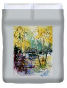 Watercolor  280808 Duvet Cover