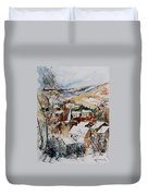 Watercolor 904002 Duvet Cover