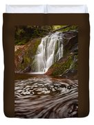 Waterfall Canyon Duvet Cover