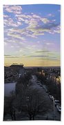 Sunset Row Homes Bath Towel