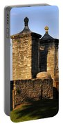 The Old City Gates Portable Battery Charger by David Lee Thompson