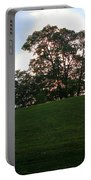 Beautiful Day In The Park Portable Battery Charger