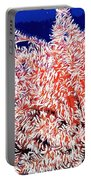 Beautiful Fan Coral Portable Battery Charger