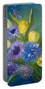 Bonnie Bouquet Portable Battery Charger