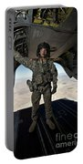 Ch-47 Chinook Crew Chief Stands Portable Battery Charger