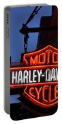 Harley Davidson New Orleans Portable Battery Charger