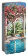 Poolside Garden Portable Battery Charger