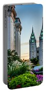 Slc Temple Js Building Portable Battery Charger