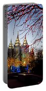 Slc Temple Lights Lamp Portable Battery Charger