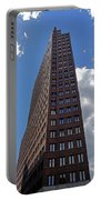 The Kollhoff-tower ...  Portable Battery Charger by Juergen Weiss