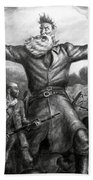 John Brown, American Abolitionist Beach Towel by Photo Researchers