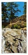 Helen Hunt Falls Beach Sheet