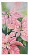 Pink Delight Beach Towel by Deborah Ronglien