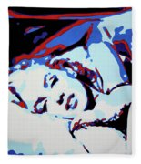 Marilyn Fleece Blanket