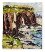 Cliff Fleece Blanket