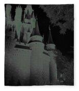 Haunted Castle Fleece Blanket