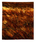 Windblown Fleece Blanket