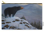 Last Look Black Bear Carry-all Pouch