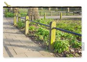 London Park Carry-all Pouch by Tom Gowanlock