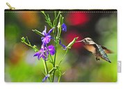 Springtime Hummer Carry-all Pouch
