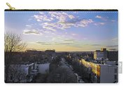 Sunset Row Homes Carry-all Pouch