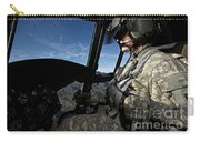 Co-pilot Flying A Ch-47 Chinook Carry-all Pouch