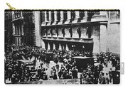 Wall Street Crash 1929 Carry-all Pouch
