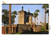 The Old City Gates Carry-all Pouch by David Lee Thompson