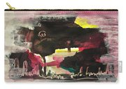 Abstract Twilight Landscape71 Carry-all Pouch