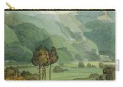 Ambleside Carry-all Pouch by Francis Towne