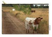 Colorado Calf Carry-all Pouch
