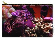 Colors Of Underwater Life Carry-all Pouch by Clayton Bruster