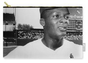 Curt Flood (1938- ) Carry-all Pouch