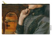 Far Away Thoughts Carry-all Pouch by Sir Lawrence Alma-Tadema